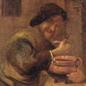 De papeter. Daniel Boone (1650-1698)