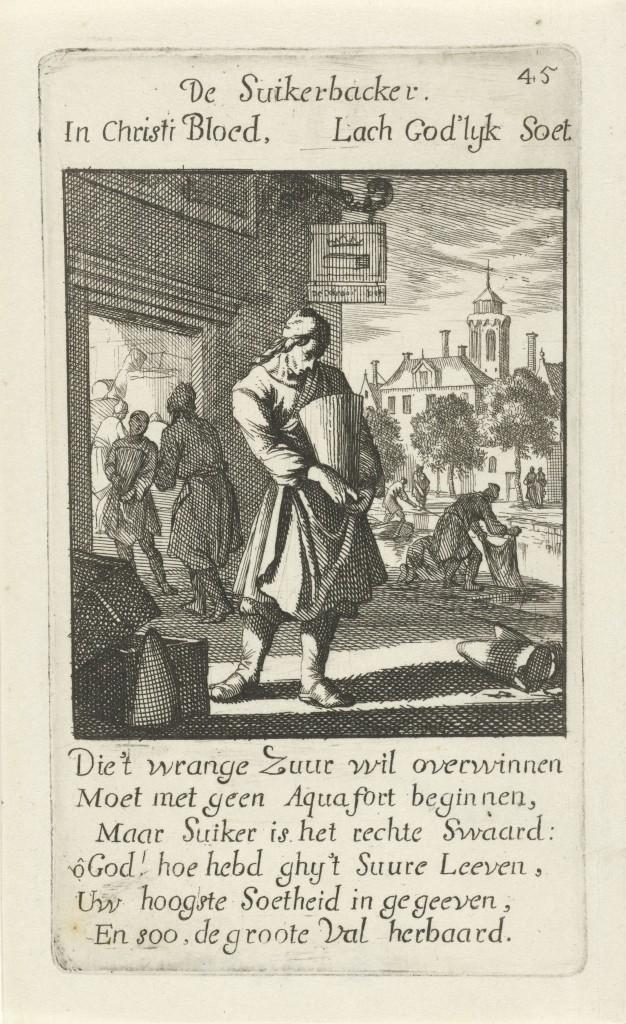 suikerbakker amsterdams verleden