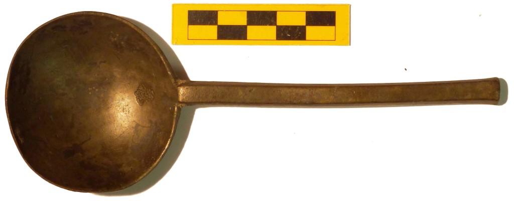 Tinnen lepel 1550-1625
