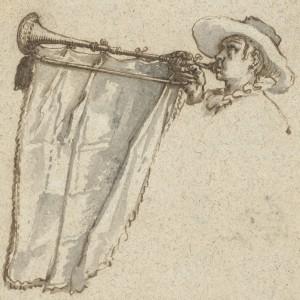 Trompetter, Jacob de Gheyn (II), 1575 - 1629 - kopie